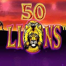 50 lions pokie