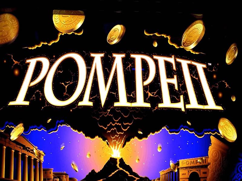 Pompeii pokie slot
