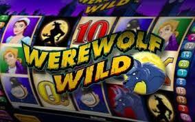 werewolf pokie