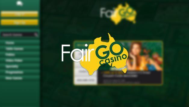 Fair Go Casino Australia login, deposit bonus 2018
